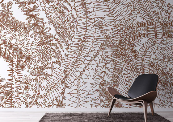 Season 1 Collection | KW1804 by Affreschi & Affreschi | Wall coverings / wallpapers
