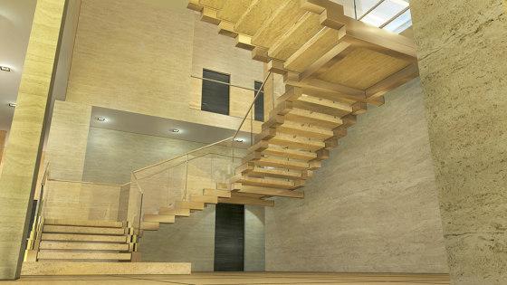 Cobra desert by Siller Treppen | Staircase systems
