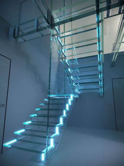 Londra Float by Siller Treppen | Staircase systems