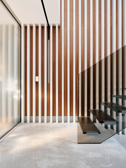 Mistral Bronze by Siller Treppen | Staircase systems