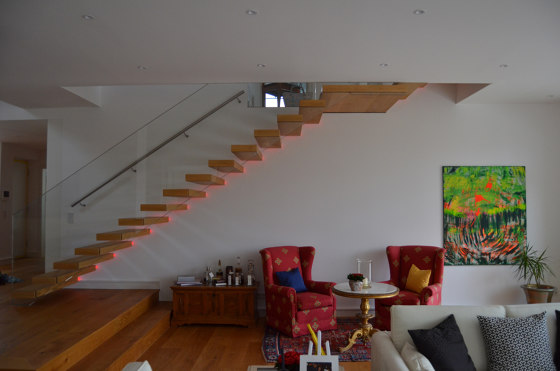 New Mistral Magic by Siller Treppen | Staircase systems