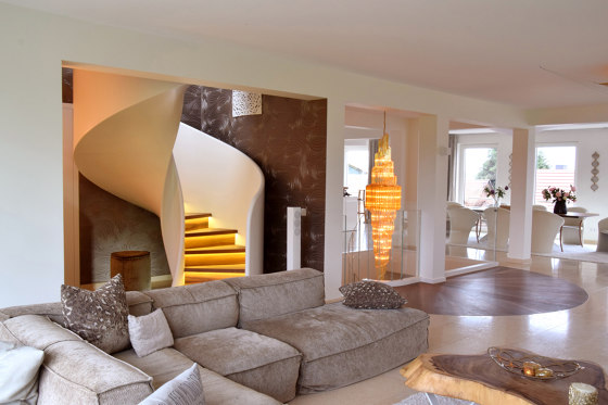 Tornado classic by Siller Treppen | Staircase systems