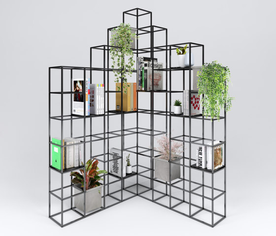 iPot 8x8 by ipot | Shelving