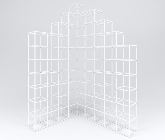 iPot Structure 9x9 D by iPot   Shelving