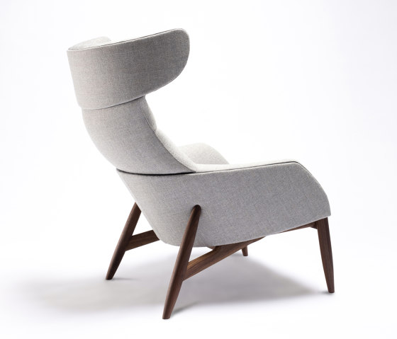 BEATRIX | High-Back Easy Chair by Ritzwell | Armchairs