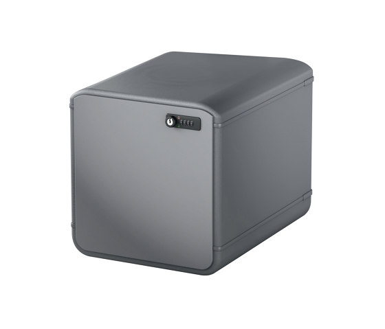 Move it Office Box L, mobile storage solution by Sigel | Storage boxes