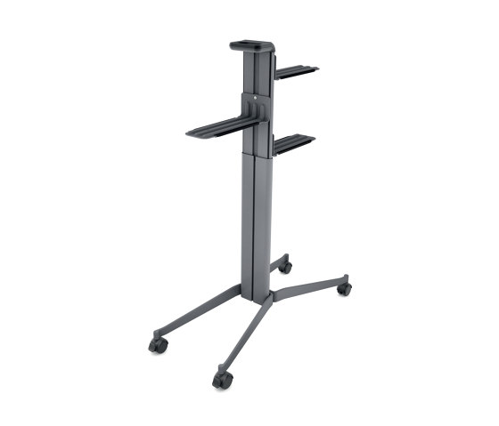 """Meeting"" Office Caddy, mobile pedestal by Sigel 