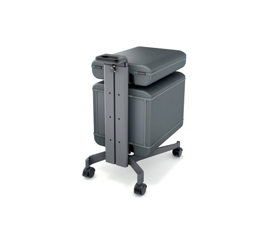 """Set I """"Workplace"""" Office Caddy, one-sided, incl. boxes, 1 set by Sigel 