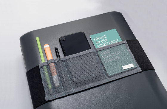 Elastic Strap for the Office Box S from the Move it range by Sigel | Pen holders
