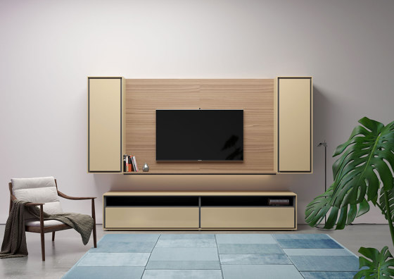 Mode | Wall units - Day Systems by ITALIANELEMENTS | Wall storage systems