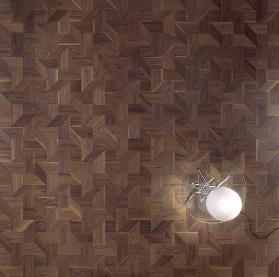 Design Panels | Tricot Ca' Bollani by Foglie d'Oro | Wood flooring