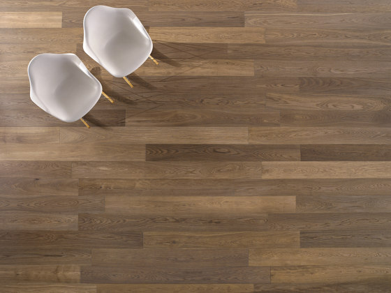 Engineered wood planks floor | Ca' Corner by Foglie d'Oro | Wood flooring