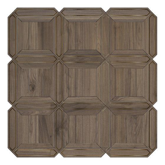 Special Panel Matita Installation | 131 by Foglie d'Oro | Wood flooring