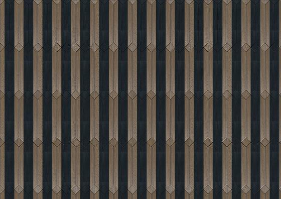Special Panel Matita Installation | 211 by Foglie d'Oro | Wood flooring
