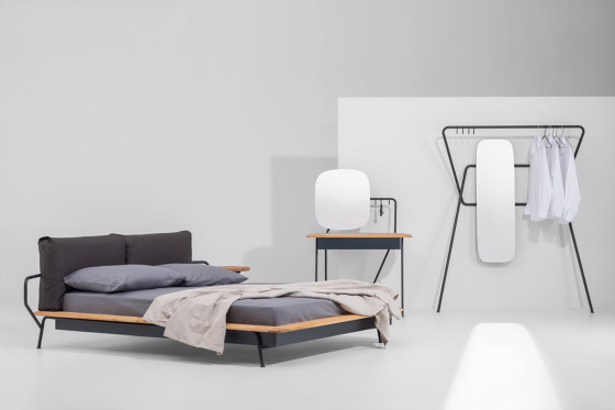 Kier double bed by Nunc | Beds