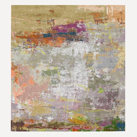 Diamond Dust / Earth | Giacomo Bazzi by Henzel Studio | Rugs