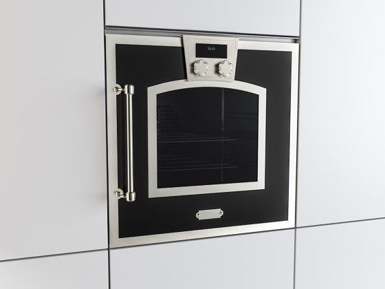 BUILT-IN | MULTIFUNCTION OVEN WITH SELF CLEANING MODE 60 CM by Officine Gullo | Ovens