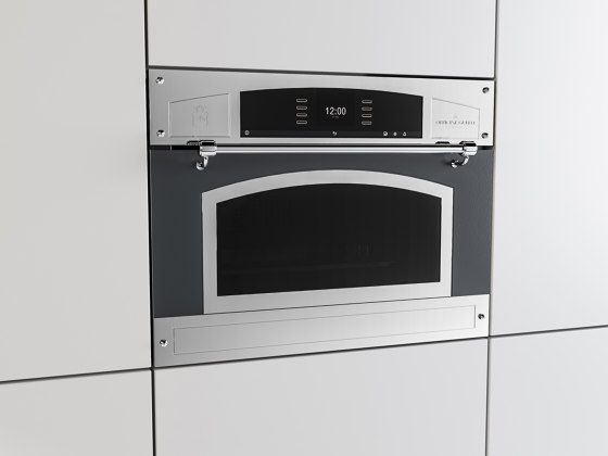 BUILT-IN   COMBI-MICROWAVE OVEN 60CM by Officine Gullo   Ovens