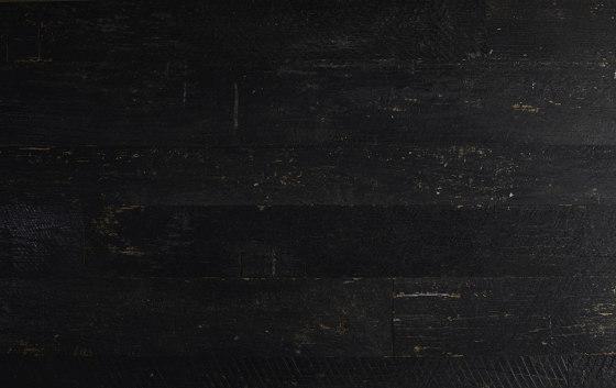 American Reclaimed | Oak, Antique Black by Imondi | Wood panels