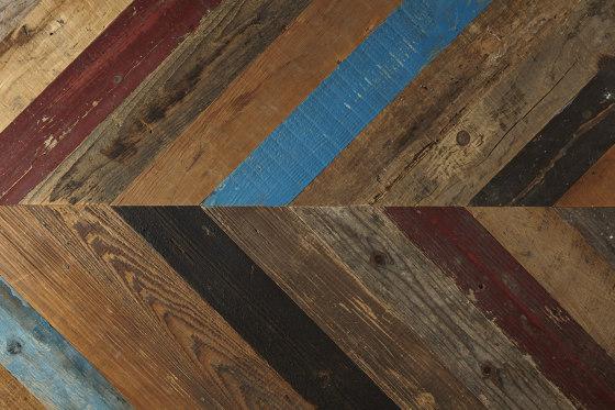 Oriental Reclaimed | Pine, Paint by Imondi | Wood panels