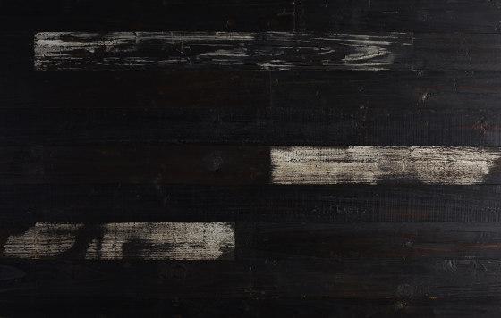 Oriental Reclaimed   Sports, Black by Imondi   Wood panels