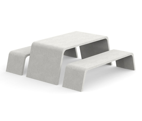 Mimetic 200 by Durbanis | Benches