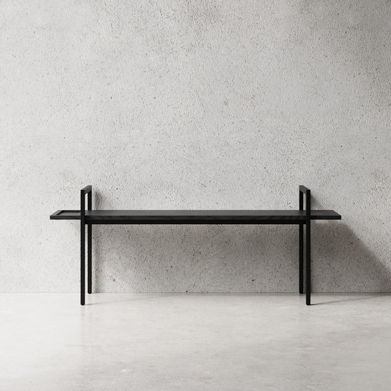 Bench by Nichba Design | Benches
