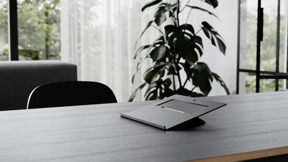 Notebook Stand by Nichba Design | Table accessories