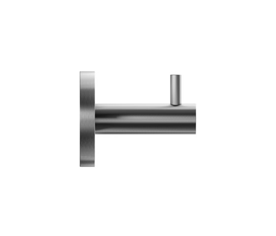 Individual stainless steel coat hook by Duten | Single hooks
