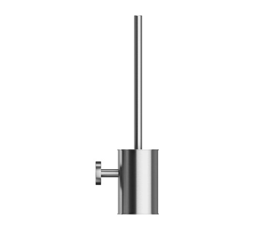 Wall-mounted toilet brush and brush holder by Duten | Toilet brush holders