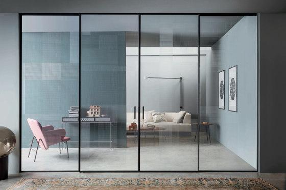 L7 System by Lualdi | Internal doors