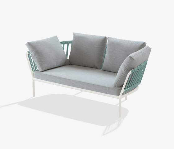 Ria 2-seater sofa by Fast | Sofas