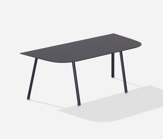 Mosaiko low table by Fast | Coffee tables