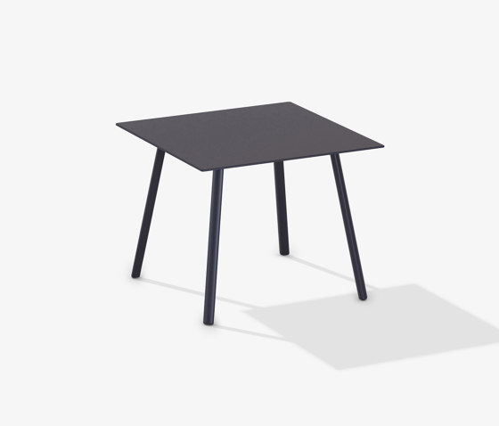 Mosaiko low square table by Fast | Coffee tables