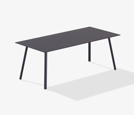 Mosaiko low rectangular table by Fast | Coffee tables