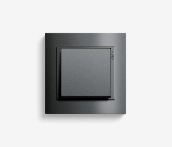 Event | Switch Anthracite by Gira | Push-button switches
