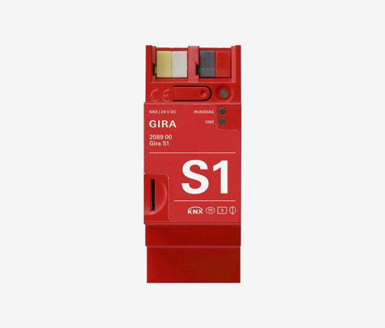 Smart Home/ Smart Building | S1 by Gira | KNX-Systems