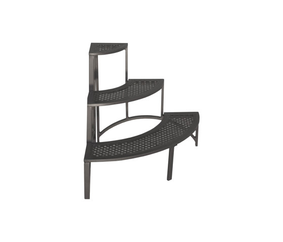 Romeo | Flower Stair Scala Round by MBM | Staircases