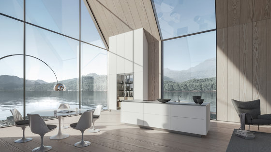 SLX Pure by SieMatic | Fitted kitchens