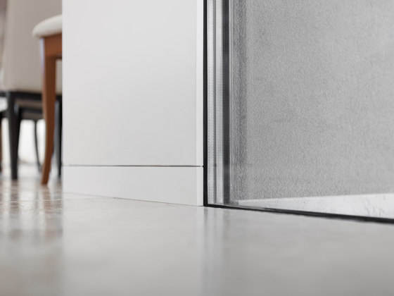 ECLISSE Syntesis® Baseboard by ECLISSE | Baseboards