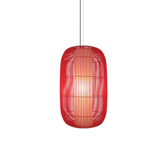 Geisha Lantern, large by Kenneth Cobonpue | Suspended lights
