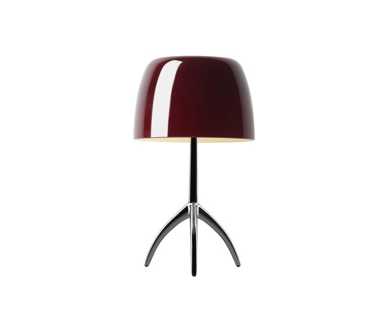Lumiere lampe de table cerise de Foscarini | Luminaires de table