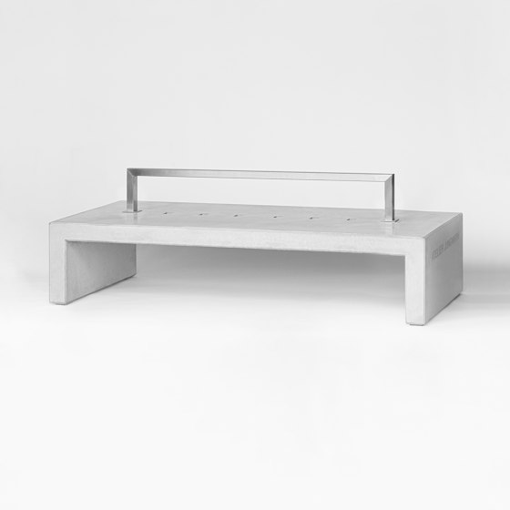 Culture | Seating Bench by Atelier Jungwirth | Benches