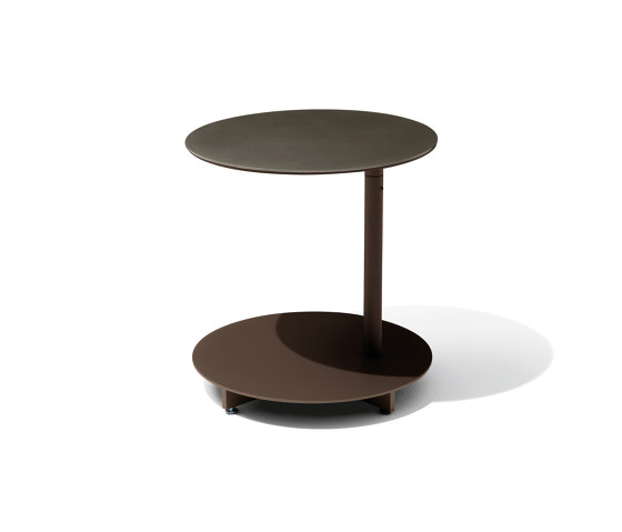Apsara Low Round Table by Giorgetti   Side tables