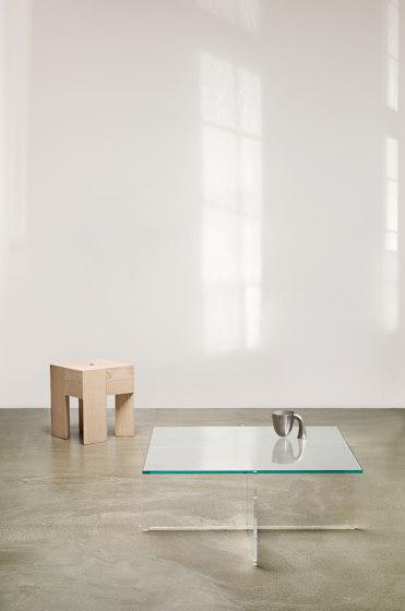 CrossPlex Table by Karakter | Coffee tables