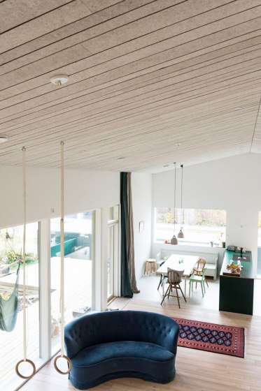 Peat fiber by Okko | Acoustic ceiling systems
