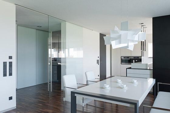 Modern Doors floor to ceiling FLAT db703 by ComTür | Internal doors