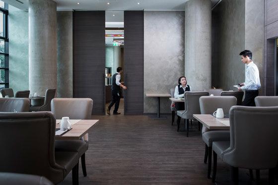 Modern Doors floor to ceiling sliding door by ComTür | Internal doors