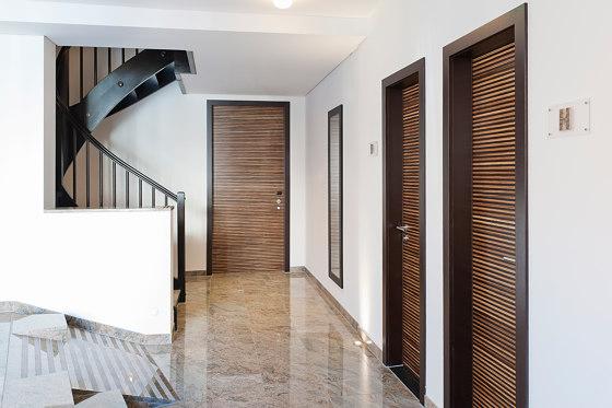 Modern Doors security doors smoke proof doors by ComTür | Internal doors