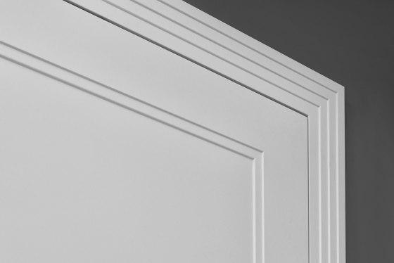 Style doors flush fitting VIENNA by ComTür | Internal doors